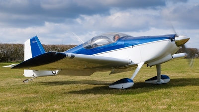 G-GPAG - Vans RV-6 - Private