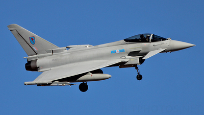 A picture of ZK302 - Eurofighter Typhoon FGR4 -  - © Joshua Ruppert