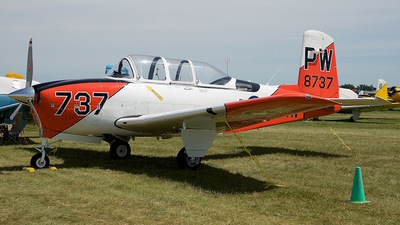 N34AX - Beechcraft T-34 Mentor - Private