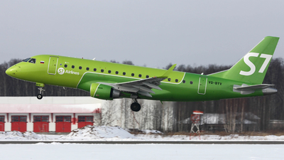 VQ-BYV - Embraer 170-100SU - S7 Airlines