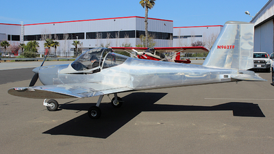 N962TF - Vans RV-12iS - Private