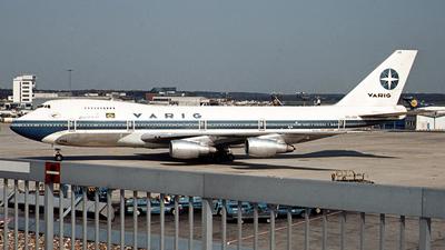 PP-VNA - Boeing 747-2L5B - Varig