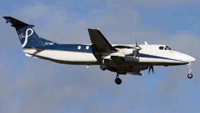 A picture of CFKAX - Beech 1900C - SkyLink Express - © Maxime Branchaud