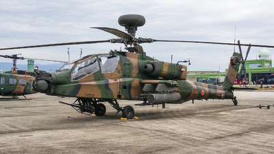 74502 - Boeing AH-64DJP Apache - Japan - Ground Self Defence Force (JGSDF)