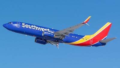 A picture of N8644C - Boeing 7378H4 - Southwest Airlines - © John Newsome
