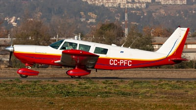 CC-PFC - Piper PA-32-300 Cherokee Six - Private