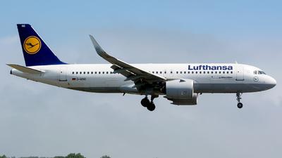 A picture of DAING - Airbus A320271N - Lufthansa - © Eduardo Paixao Silva