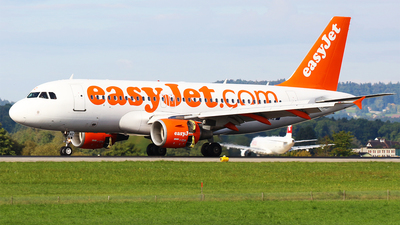 G-EZAZ - Airbus A319-111 - easyJet