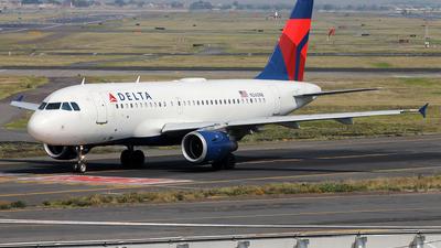 N340NB - Airbus A319-114 - Delta Air Lines