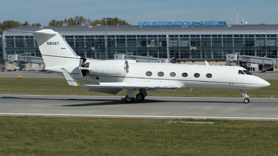 N808T - Gulfstream G-IV(SP) - Private