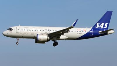 SE-ROJ - Airbus A320-251N - Scandinavian Airlines (SAS)