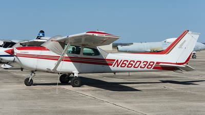 N66038 - Cessna 172P Skyhawk II - Private