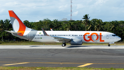 A picture of PRGZU - Boeing 7378AS - GOL Linhas Aereas - © Marcos Marcel