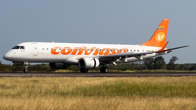 YV2966 - Embraer 190-100IGW - Conviasa