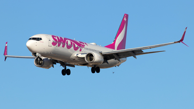 C-FYBK - Boeing 737-8CT - Swoop