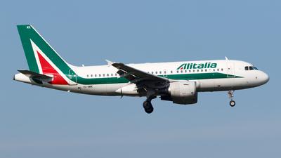 A picture of EIIMX - Airbus A319111 - Italia Trasporto Aereo - © Matteo Lamberts