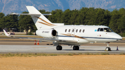A picture of UPHA001 - Hawker 900XP -  - © David_Vlasov