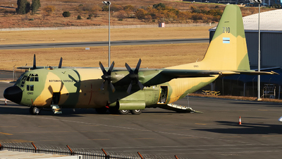 OM3 - Lockheed C-130B Hercules - Botswana - Defence Force