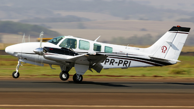 PR-PRI - Beechcraft 58 Baron - Private