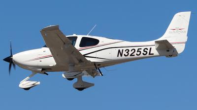 N325SL - Cirrus SR20 - Private
