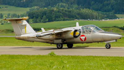 1109 - Saab 105ÖE - Austria - Air Force