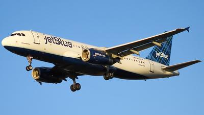 N606JB - Airbus A320-232 - jetBlue Airways