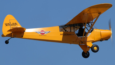 N380WR - Piper L-18C Super Cub - Private