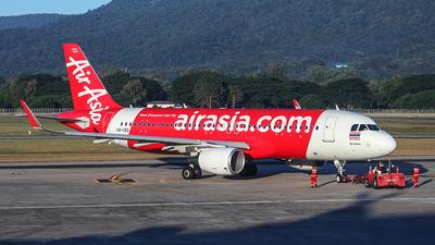 HS-CBD - Airbus A320-216 - Thai AirAsia