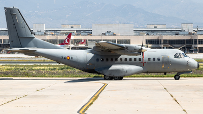T.19B-11 - CASA CN-235M-100 - Spain - Air Force