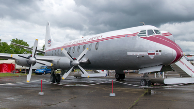 G-ALWF - Vickers Viscount 701 - British European Airways (BEA)