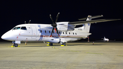 A picture of DCSUE - Dornier 328110 - Private Wings - © Christian Weber