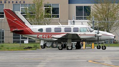 A picture of CGZBO - Piper PA31350 - [318252048] - © Eddie Heisterkamp
