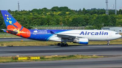 F-OHSD - Airbus A330-202 - Aircalin