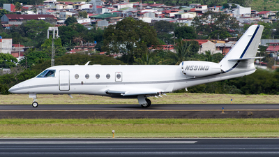 N591MB - Gulfstream G150 - Private