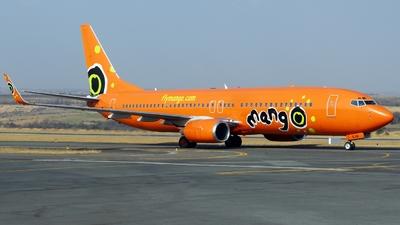 ZS-SJM - Boeing 737-85F - Mango