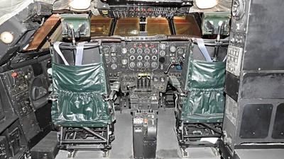 G-ALRX - Bristol Britannia 175 - British Overseas Airways Corporation (BOAC)