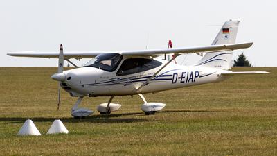 D-EIAP - Tecnam P2008JC - Fränkischen Fliegerschule Feuerstein