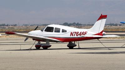 N7646F - Piper PA-28-181 Cherokee Archer II - Private