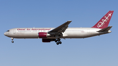 N396AX - Boeing 767-319(ER) - Omni Air International (OAI)