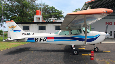 PK-ROQ - Cessna 172P Skyhawk - Bali International Flight Academy
