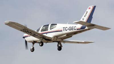 TC-GEC - Socata TB-20 Trinidad - Gokcek Aviation