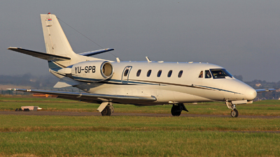 YU-SPB - Cessna 560XL Citation XLS - Air Pink