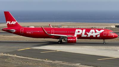 TF-PLA - Airbus A321-251N - PLAY