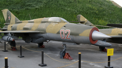 02 - Mikoyan-Gurevich MiG-21 Fishbed - Soviet Union - Air Force