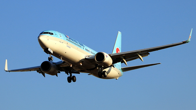 HL8225 - Boeing 737-8Q8 - Korean Air
