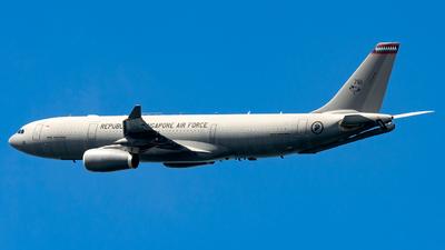 761 - Airbus A330-243(MRTT) - Singapore - Air Force