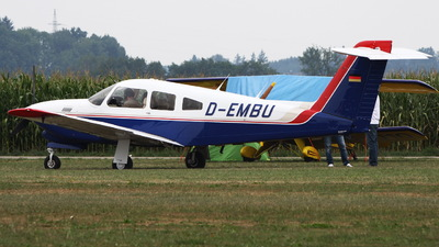 D-EMBU - Piper PA-28RT-201 Arrow IV - Private