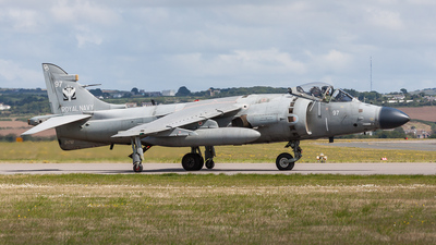 ZH797 - Hawker Siddeley Sea Harrier F/A.2 - United Kingdom - Royal Navy