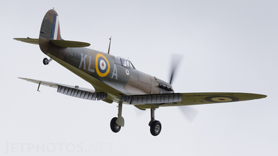 G-CGUK - Supermarine Spitfire Mk.1 - Private