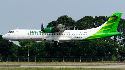 PK-GJR - ATR 72-212A(600) - Citilink